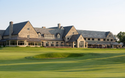 Exterior shot of Blue Mound Golf & Country Club